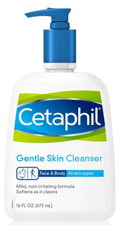 cetaphil gentle